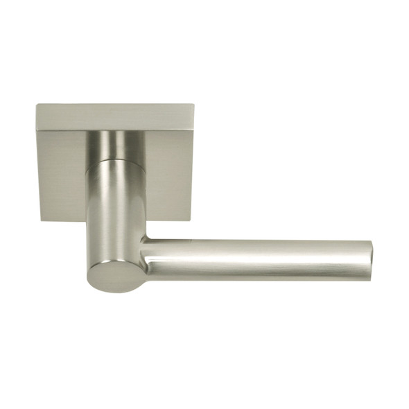 Satin Nickel Mill Valley Contemporary Dummy Lever (97315SN) by Better Home Product.  Preferred Authorized Dealer Complete Home Hardware Franklin, TN