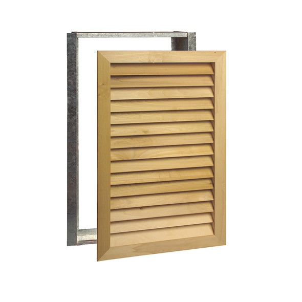 Stainable wooden HVAC Cold Air Return Grille by Worth Home Products Available in Complete Home Hardware Showroom Franklin, TN