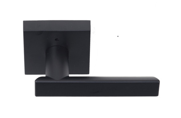 Matte Black Santa Cruz Privacy Lever (91244BLK) By Better Home Products sold by preferred seller Complete Home Hardware. Franklin, TN
