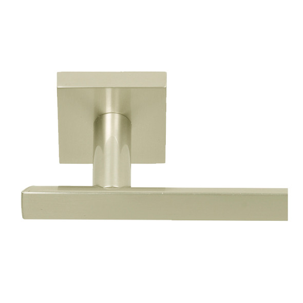 Satin Nickel Santa Cruz Towel Bar from Santa Cruz Bathroom accessories collection by Better Home Products