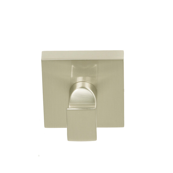 Satin Nickel Robe Hook 9101SN from Santa Cruz Bathroom accessories collection by Better Home Products .