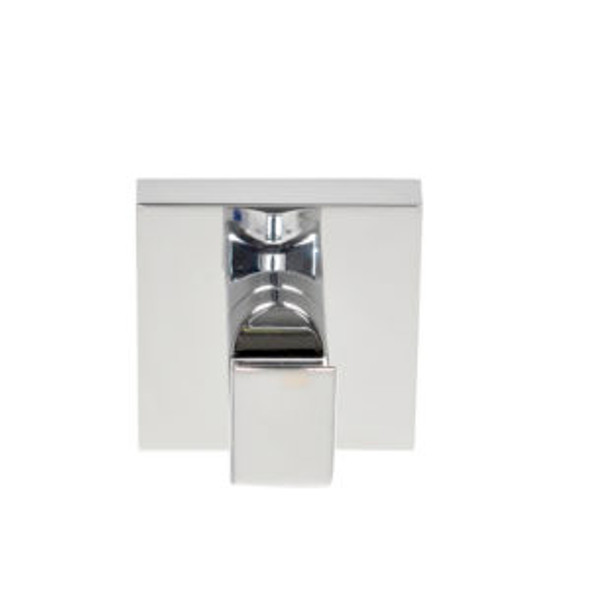 Chrome Santa Cruz Robe Hook 9101CH from Santa Cruz Bathroom accessories collection by Better Home Products