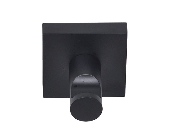 Matte Black Tiburon Single Robe 9501BLK  from Tiburon Bathroom accessories collection by Better Home Products