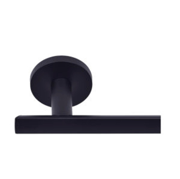Boardwalk Towel Bar Matte Black