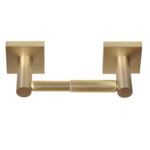 Tiburon Paper Holder Satin Brass