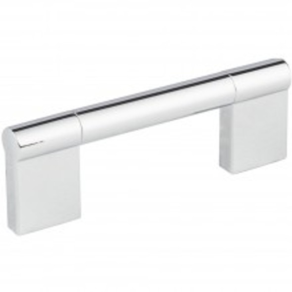 Knox Polished Chrome Cabinet Pull