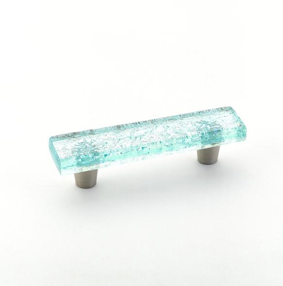 "Ice Aqua Pearl, 3"" cc Pull"