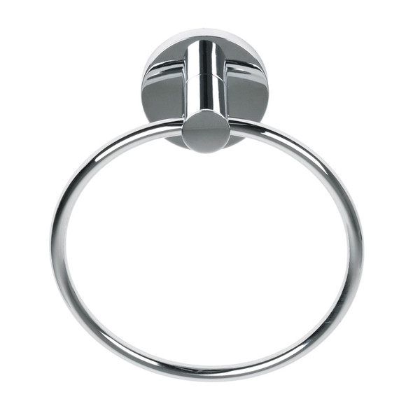 Chrome Park Presidio Towel Ring