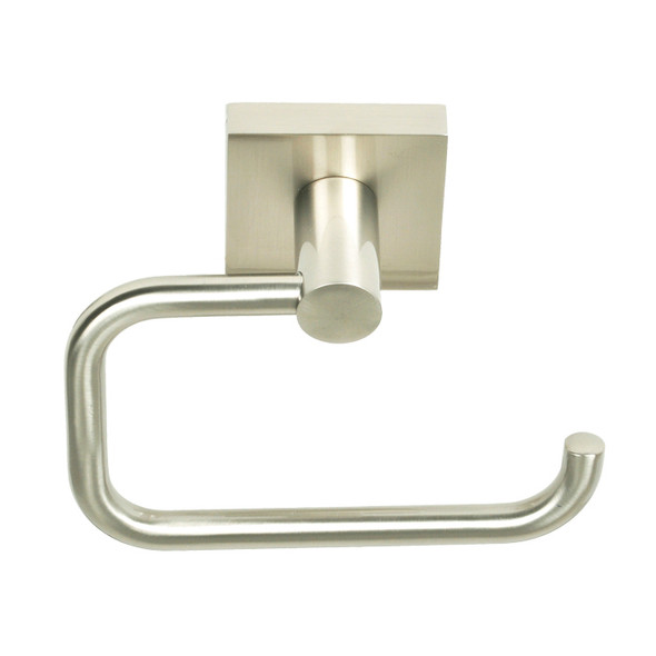 Satin Nickel Tiburon Euro Paper Holder