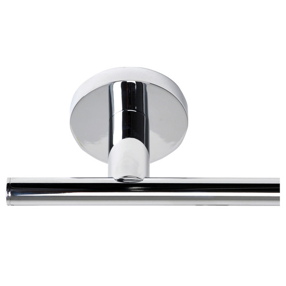 """Chrome Skyline Blvd. Towel Bar 18"""",24"""" and 32"""" sizes made available y Better Home Products"""