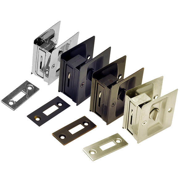 Privacy Sliding Pocket Door Lock