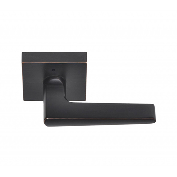 Dark Bronze Tiburon Right Hand Privacy Lever (95211DBRT) By Better Home Products sold by preferred seller Complete Home Hardware. Franklin, TN