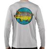 Nate Karnes Pig Brown Trout Microfiber Shirt