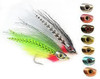 Fish Skull Weighted Heads 7 Assorted Colors Sizes - Fly Tying
