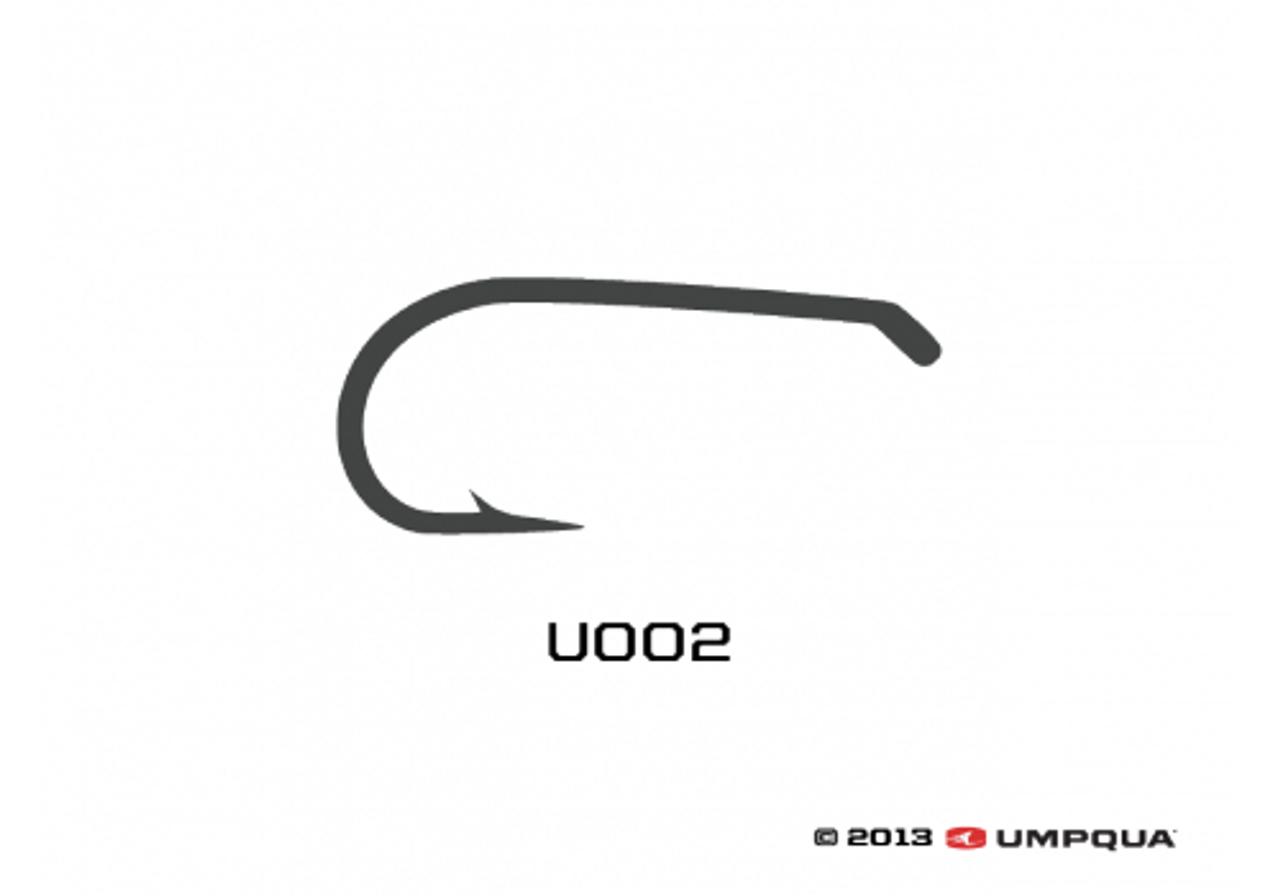Details about  /Umpqua U002 Dry Fly Hooks