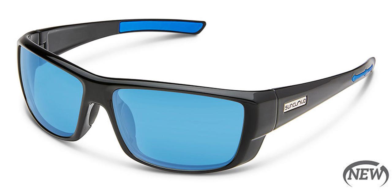 4b3eff401c Suncloud Optics Lock Polarized Sunglass - Ed s Fly Shop