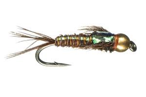 Olive Montana Fly Company Scud Size 14-1//2 Dozen