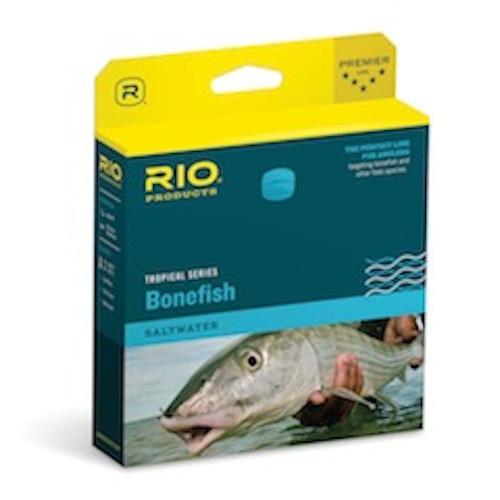 Rio Bonefish Quickshooter Line - WF8F Aqua Blue/Sand - Fly Fishing