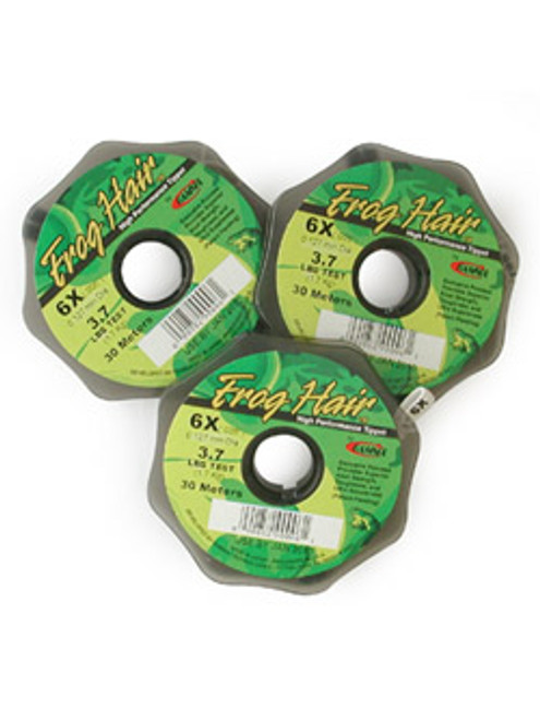 Frog Hair Tippet / Leader Material 75M Guide Spool - Fly Fishing