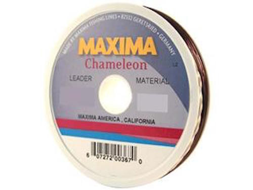 Maxima Chameleon Fly Fishing Leader/Tippet Material