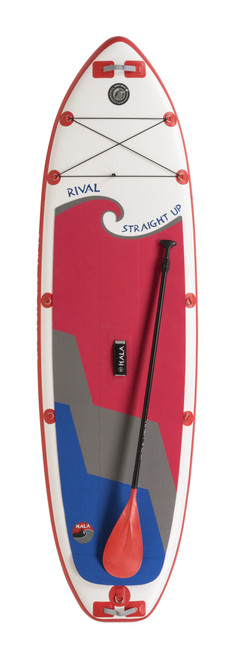 Hala Rival Straight Up Paddle Board Inflatable SUP
