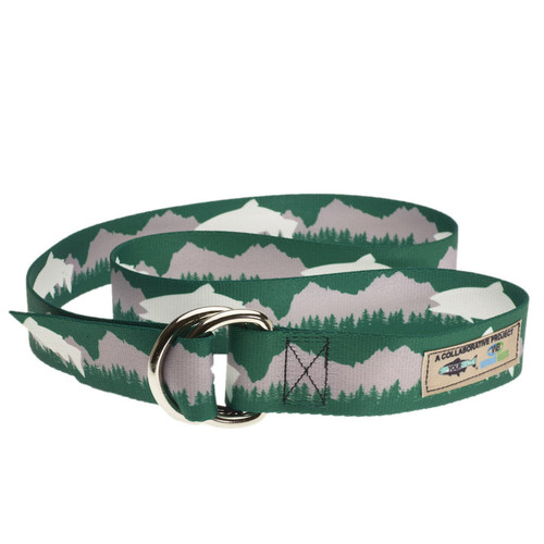 Rep Your Water Green Mountain Everyday Belt
