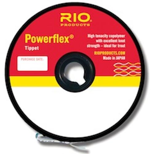 Rio Powerflex Tippet 30yd 20lb-25lb-30lb-35lb-40lb-50lb-60lb - Fly Fishing