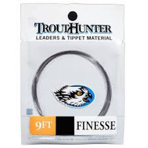 TroutHunter Finesse Leader 12'