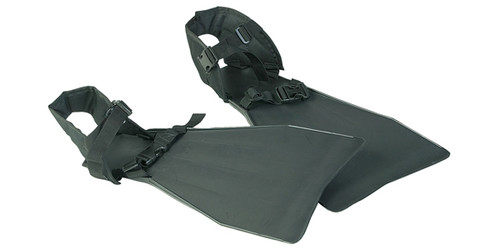 Outcast Backpack Fins - Belly Boat