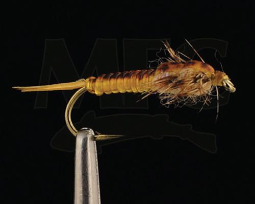 Montana Fly Company Pennington's D-Rib Golden