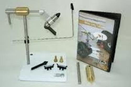 Peak Rotary Base Camp Vise Package - Fly Tying