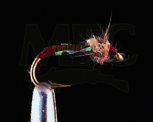 Montana Fly Company Smethurst's Voodoo Midge
