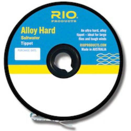 RIO ALLOY - HARD SW MONO TIPPET - Fly Fishing