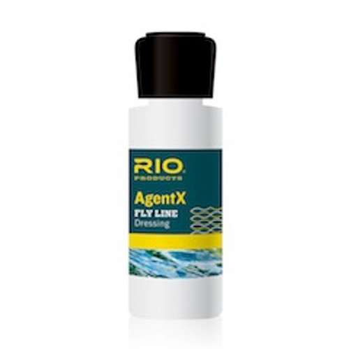 Rio Agent X Line Dressing Cleaning Kit - Fly Fishing