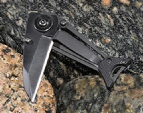Wright & McGill Fishtales Knife (Black)