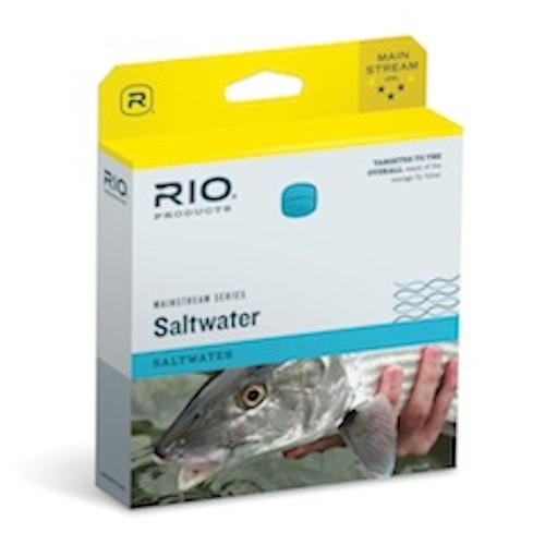 Rio Mainstream Saltwater Fly Line - Fly Fishing