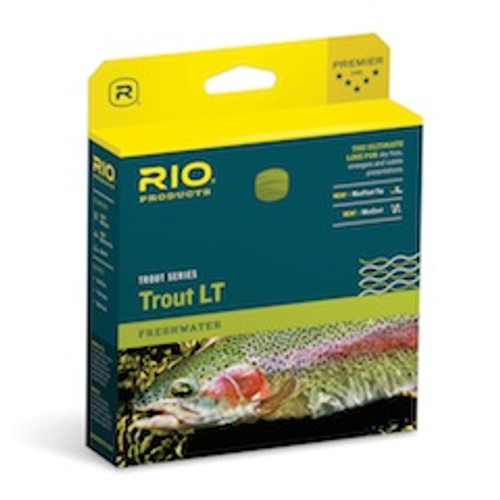 Rio Trout LT (Light Touch) Double Taper  - Fly Line