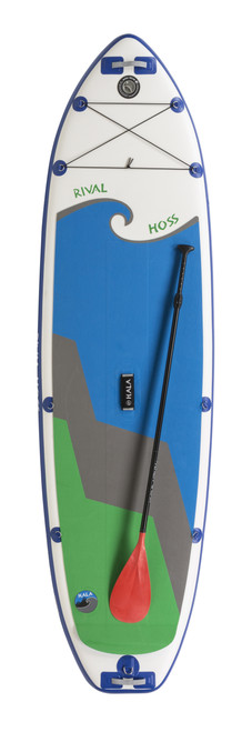 Hala Rival Hoss Paddle Board Inflatable SUP
