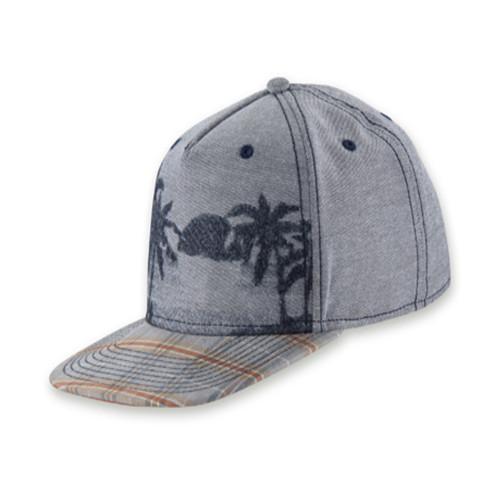 Pistil Lic Prod Boardwalk Men's Trucker Hat Grey 1SZ