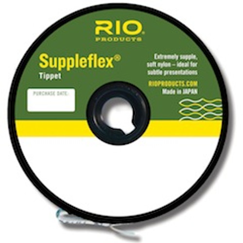 RIO Suppleflex Tippet Material - Fly Fishing