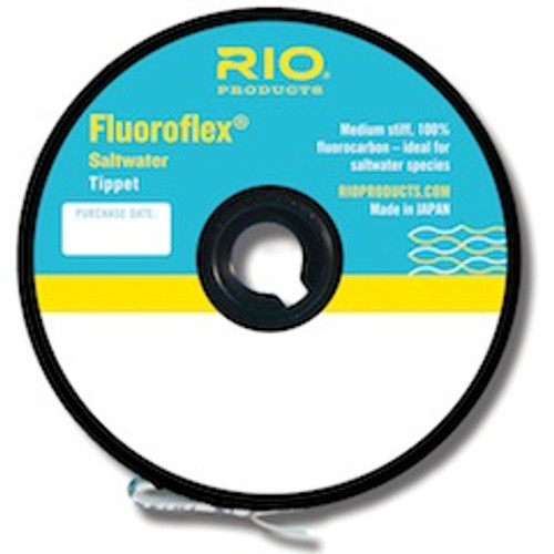 Rio Fluoroflex Saltwater Tippet Assorted Sizes - Fly Fishing