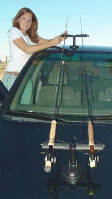 Professor Bodkin Destination Rod Carriers  - Magnet/Magnet - Spey