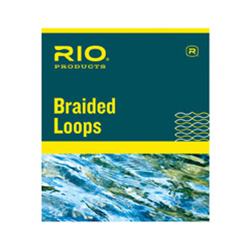 Rio Braided Loops - Assorted Sizes - Fly Fishing