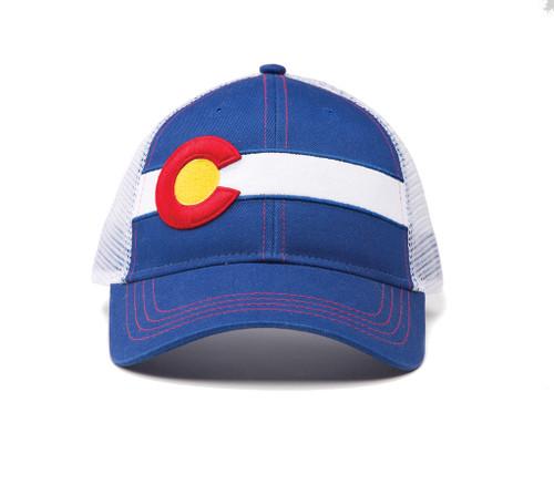 Republic Colorado Classic Single Stripe Hat