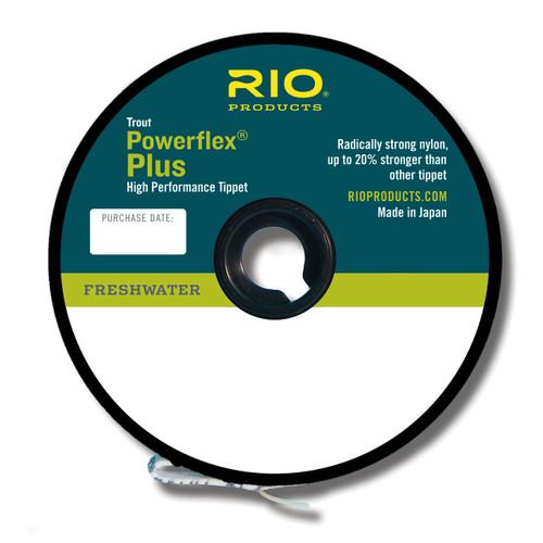 Rio Powerflex Plus Tippet 50 yd. Spool