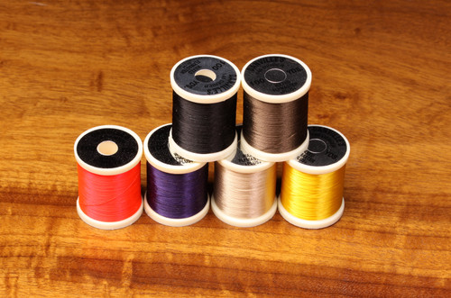 Danville Denier 140 Thread Assorted Colors - Fly Tying