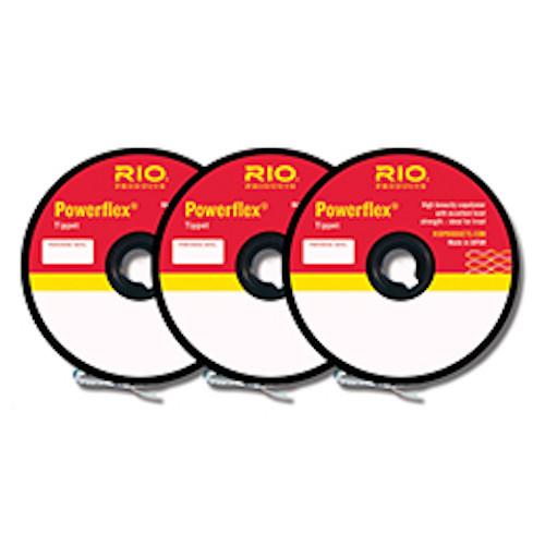 Rio Powerflex Tippet - 3 Pack