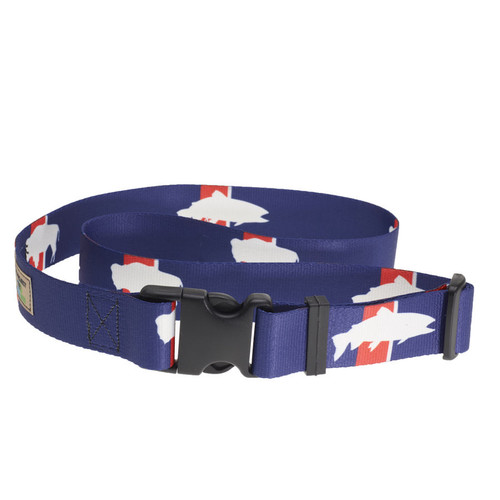 Rep Your Water Bison Trutta Wading Belt