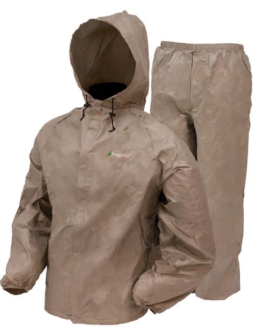 Frogg Toggs Men's Ultra-Lite Rain Suit II