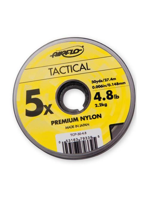 AirFlo Tactical Premium Nylon Tippet 110M Spool